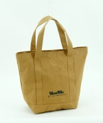 Popular shopping bag made with wash paper bags