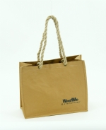 Washable paper bag from china high grade shopping bag