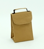 Eco-friendly design lunch bag with washable paper