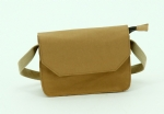New mini small shoulder bag with wash leather paper